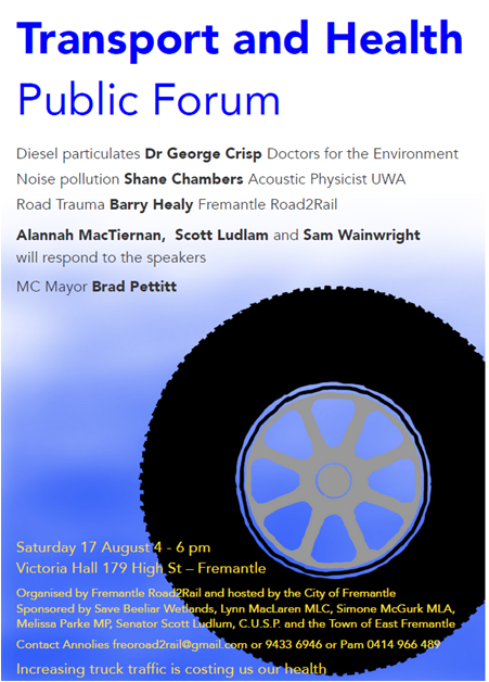 transport forum