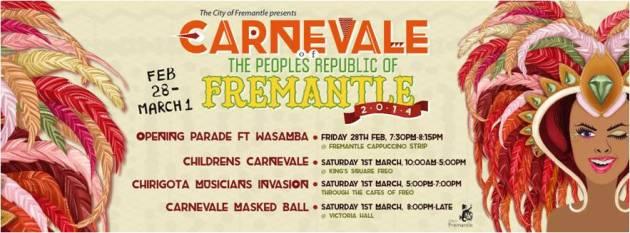 2014 Carnevale