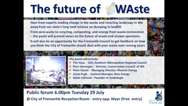 waste forum