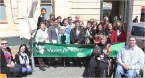 mayors for peace freo