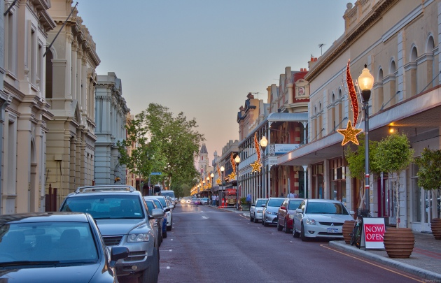 High-Street-Fremantle-dusk