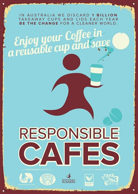 Responsible Cafes Poster A4