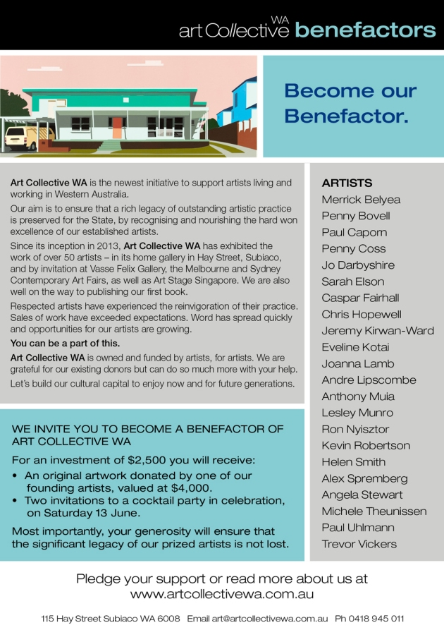 Art Collective Benefactors promo invite[1]