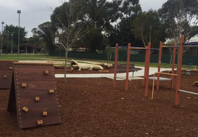 davis park playground