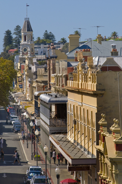 High_Street_from_above,_Fremantle