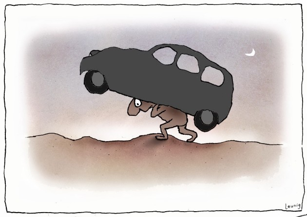 LEUNIG CAR