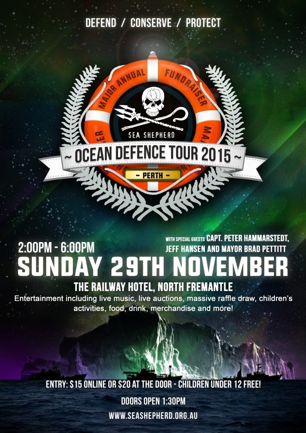 SSA Ocean Defence Tour Poster 2015 HiRes