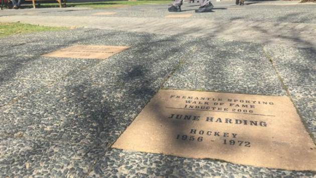 Sporting Walk of Fame