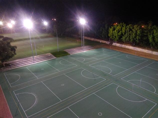 netball-lights