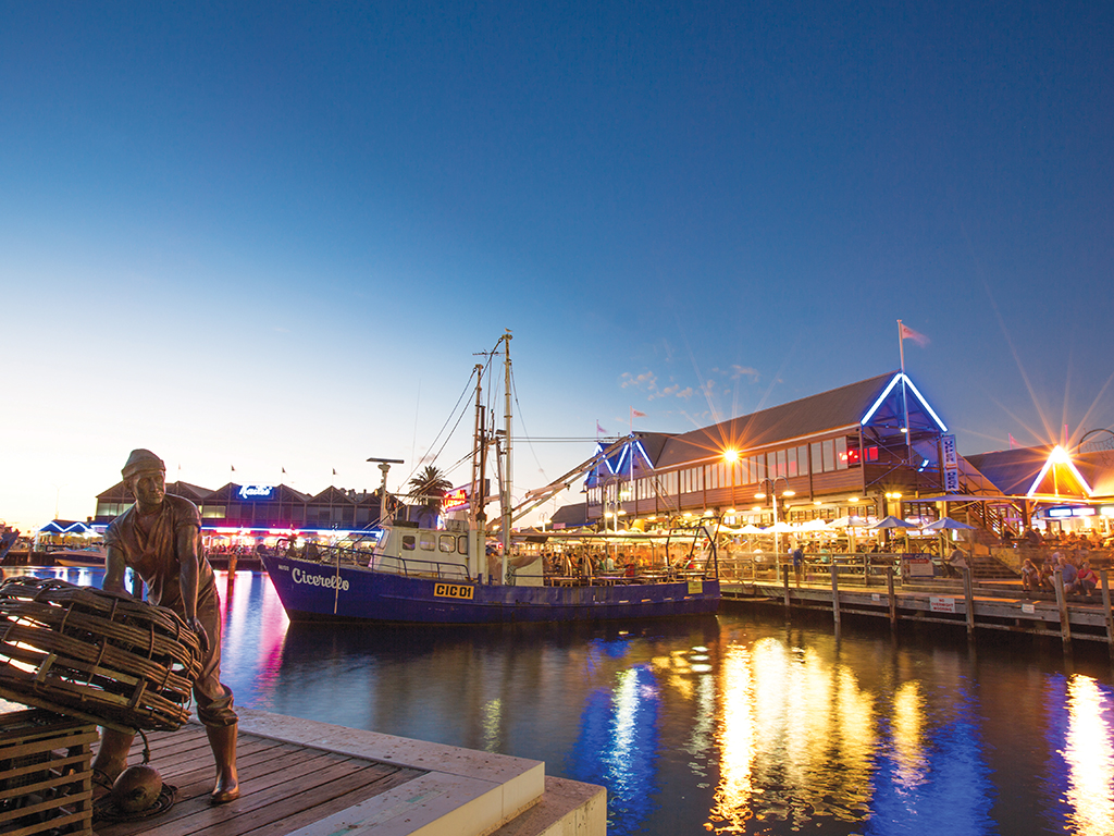 Fremantle home to Australia's best public boat harbour ...